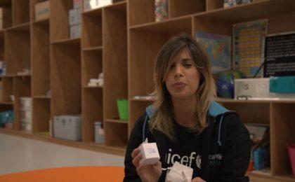 Lista nozze UNICEF, la scelta di Elisabetta Canalis