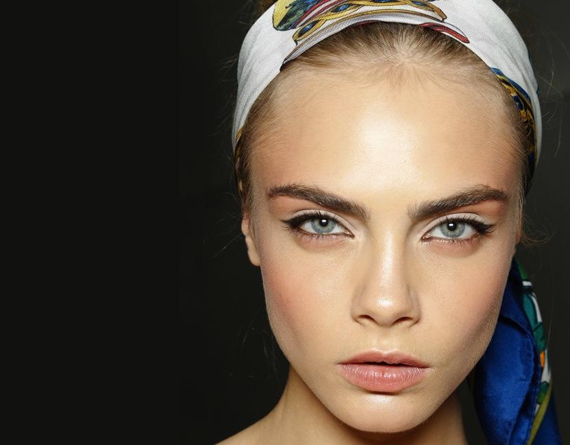 beauty trend summer 2013 eye brow shape