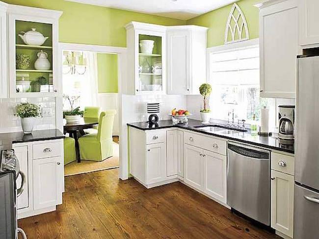 dipingere cucina