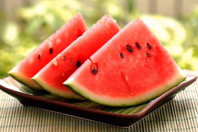 melone anguria idratazione