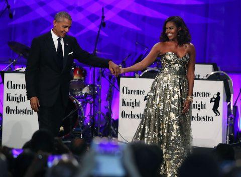 Michelle Obama abito