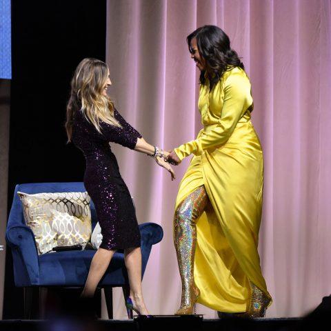 Michelle Obama vestito