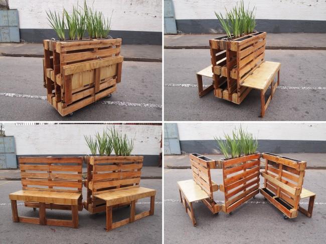 mobili ecologici faidate