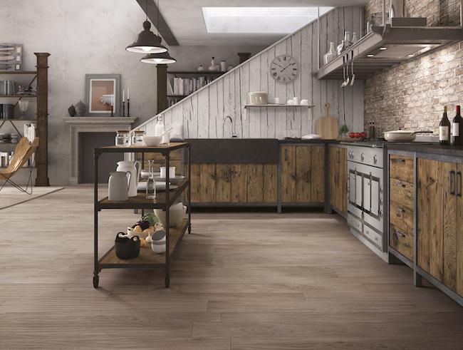 pavimento cucina