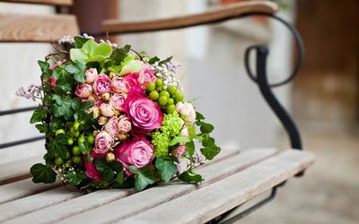 Bouquet da sposa, vota il tuo preferito