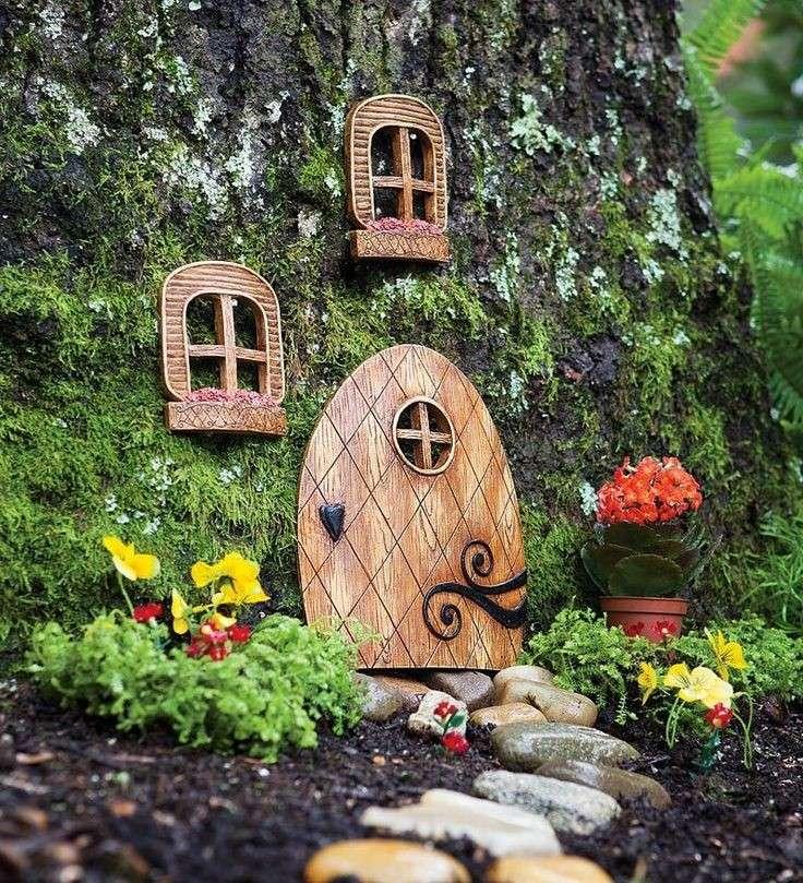Arredo da giardino per bambini idee originali foto for Foto arredo giardino
