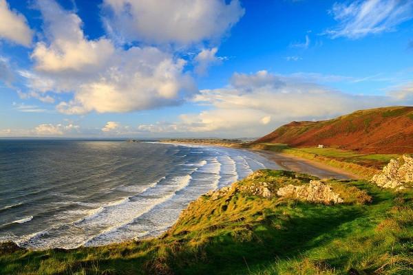 Rhossili Bay, Regno Unito