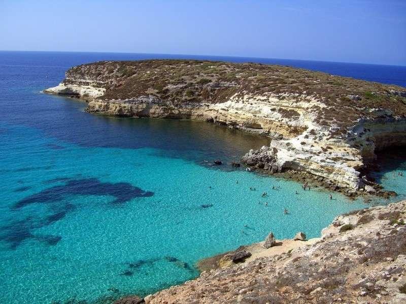 Spiaggia dei Conigli Lampedusa