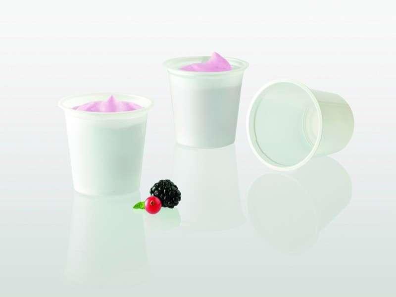 Riciclo creativo dei vasetti di yogurt [FOTO]