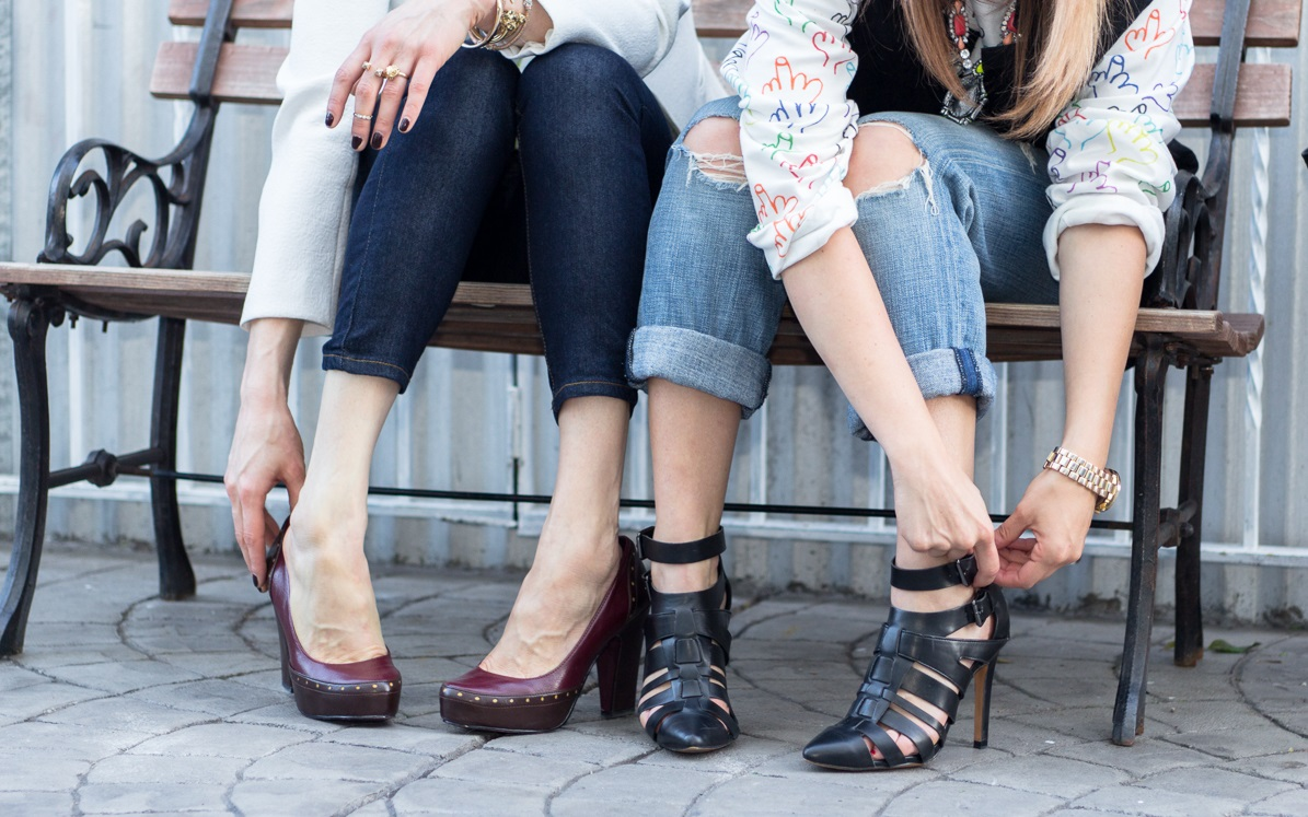Bird Couture Fashion Blogger Street Style Shoes