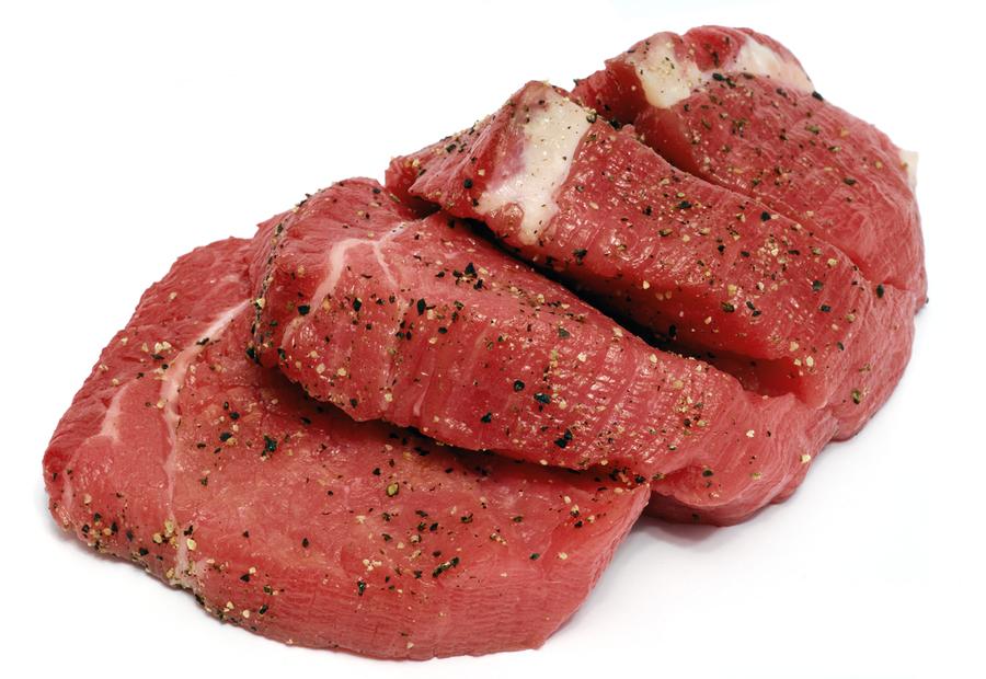 Carne magra da mangiare