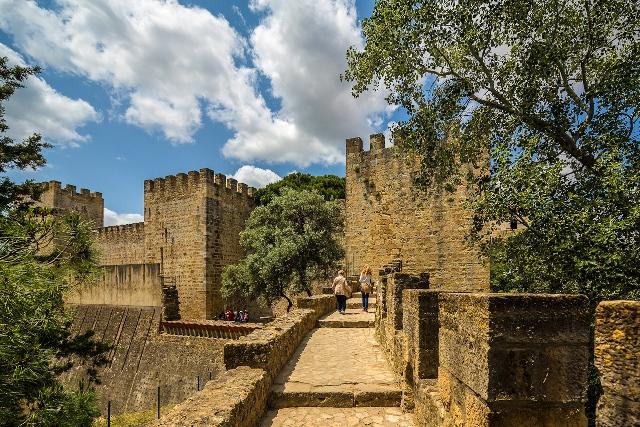 Castello sao jorge