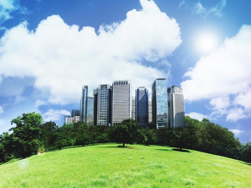 Città green
