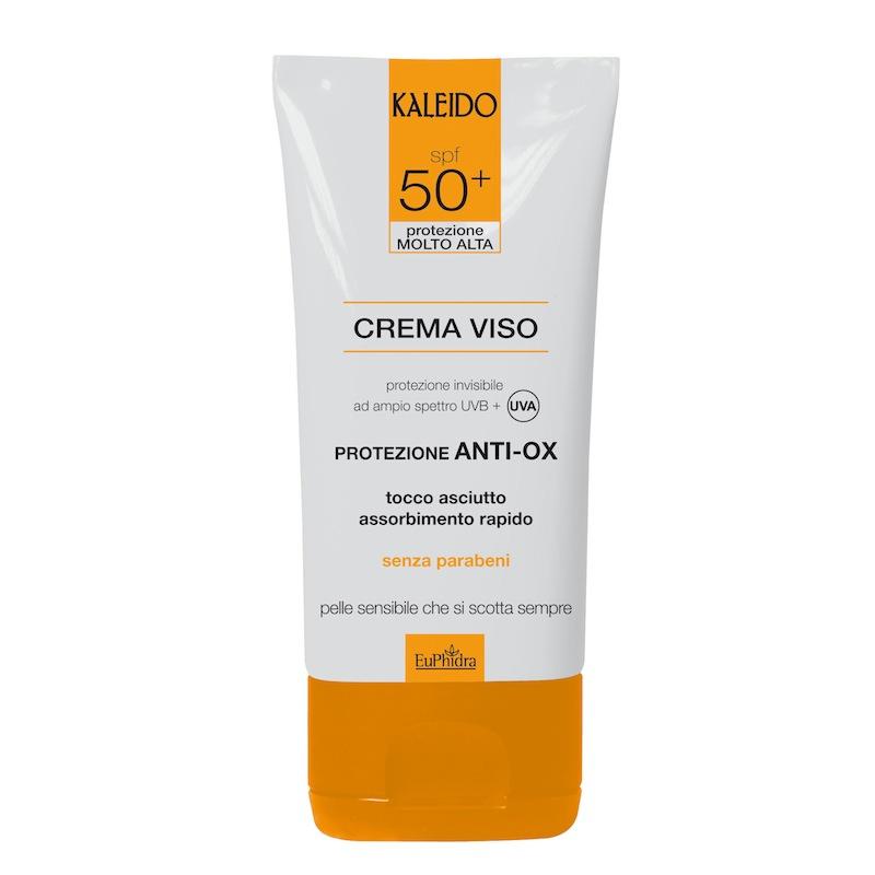 Crema solare protezione alta
