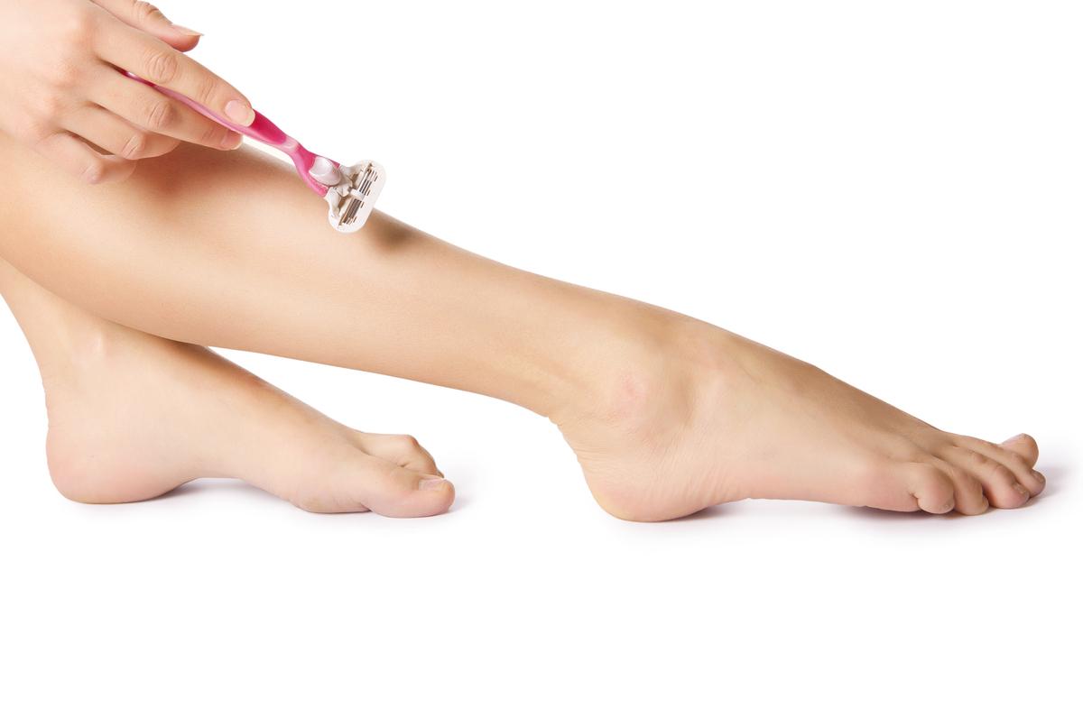 Depilare gambe k