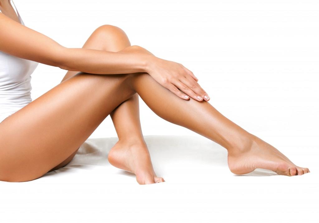 Depilare le gambe in modo veloce e indolore