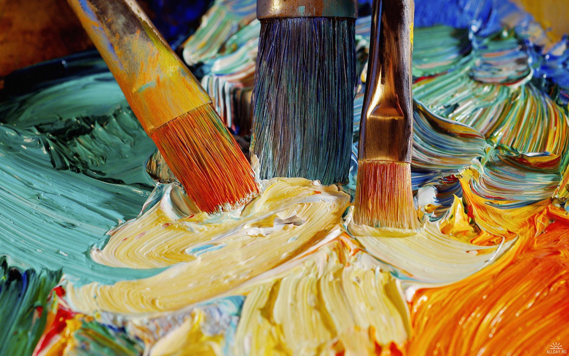 Dipingere olio