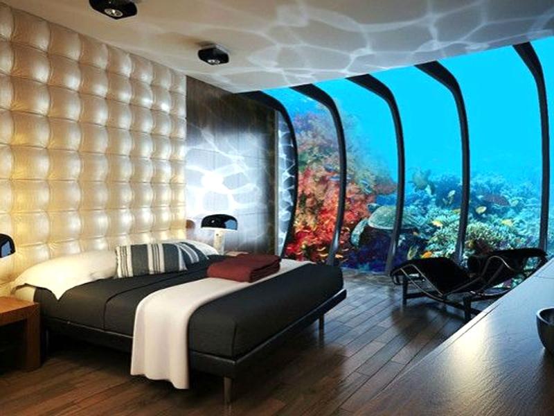 Quali degli hotel più strani del mondo preferisci?