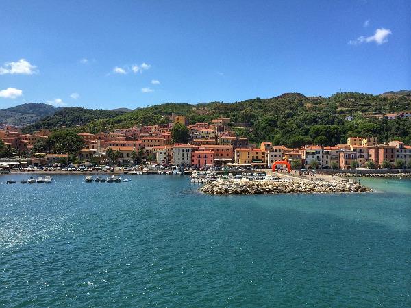 Isola d'Elba Italia