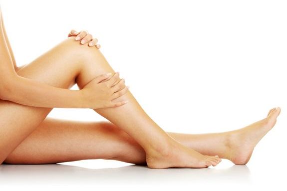 Lozione ritardante per le gambe