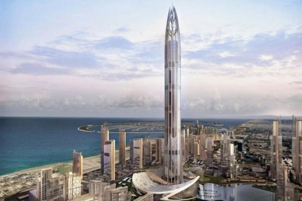 Nakheel Tower