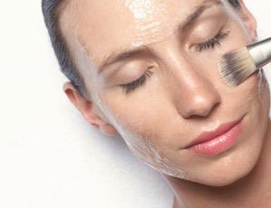 Peeling viso