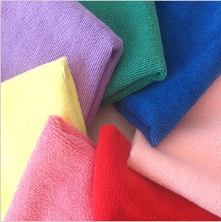 Wholesale 30 30cm Microfiber Cleaning Cloth Microfiber Kitchen Towels Wiping Dust font b Rags b font