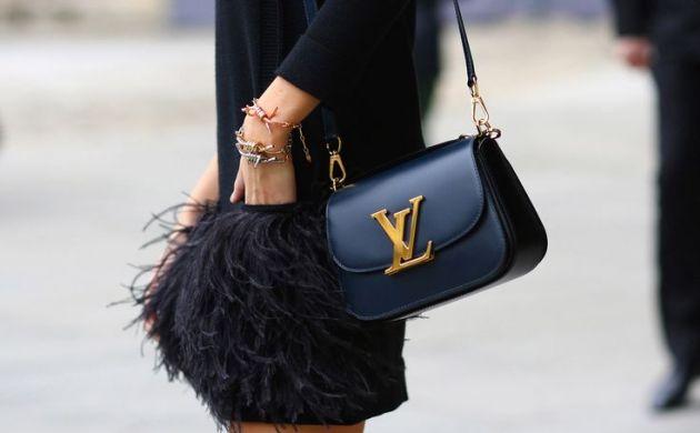 black bag fashion