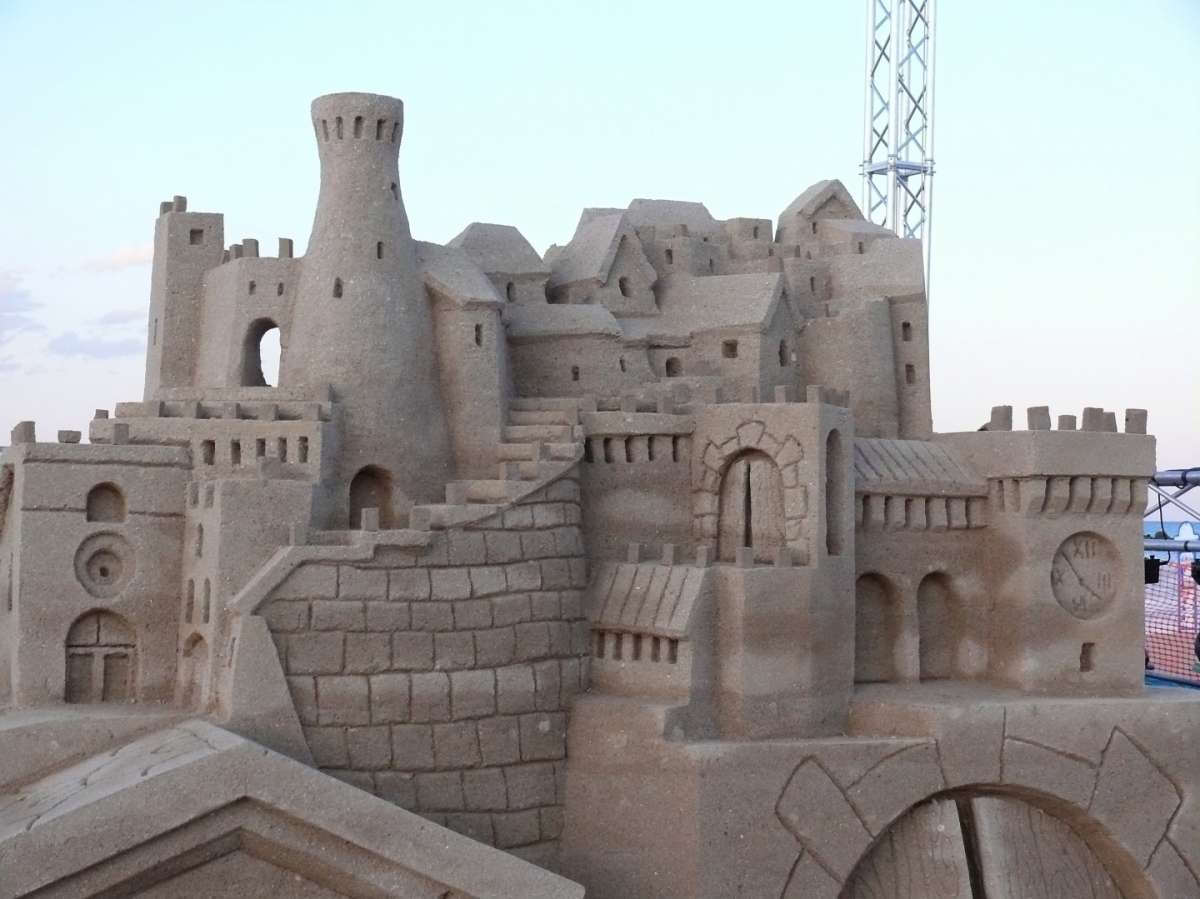 Idee creative con la sabbia [FOTO]