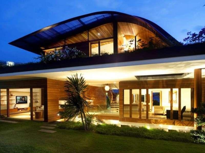 Le case di legno pi belle del mondo foto pourfemme for Le piu belle case del mondo foto