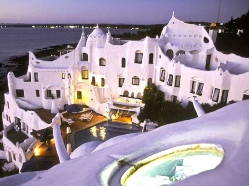 Gli hotel più strani del mondo [FOTO]