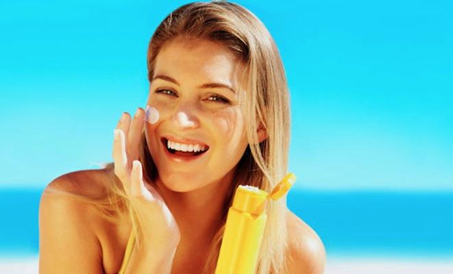 crema pelle grassa solare