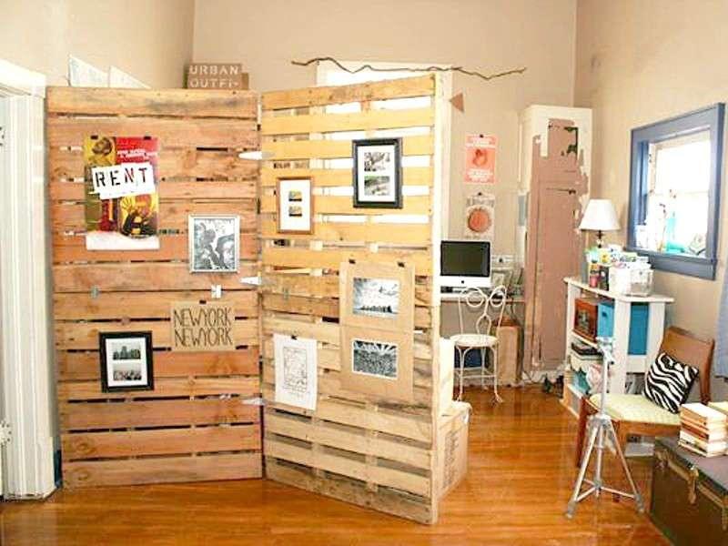 Riciclo creativo: divisori per la casa [FOTO]