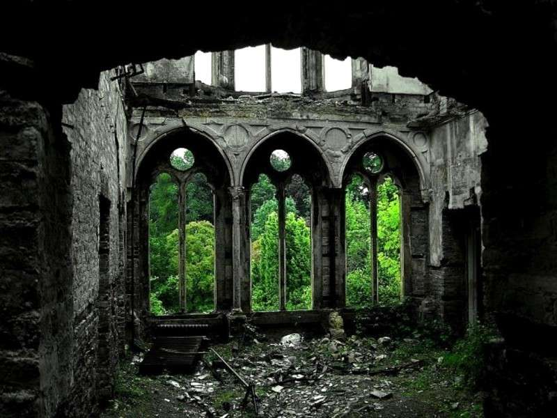 I luoghi abbandonati più belli del mondo [FOTO]