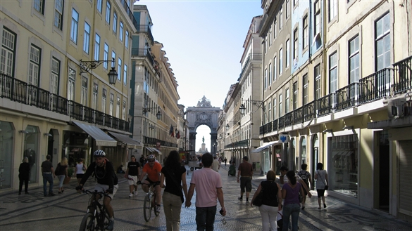 lisbon_ _rua_augusta_baixa_district