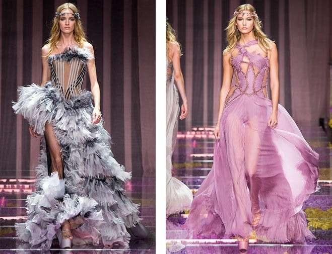 218eb01685dd Abiti da cerimonia 2016  i modelli di haute couture  FOTO
