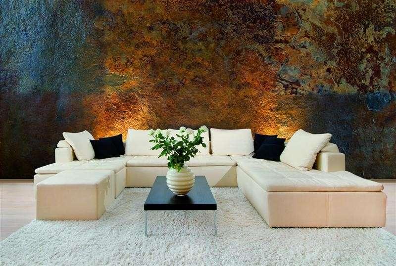 Effetti decorativi per le pareti di casa tecniche e for Arredamento originale casa