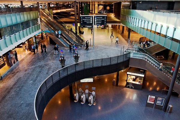 Gli aeroporti pi belli del mondo foto pourfemme for Casa moderna zurigo