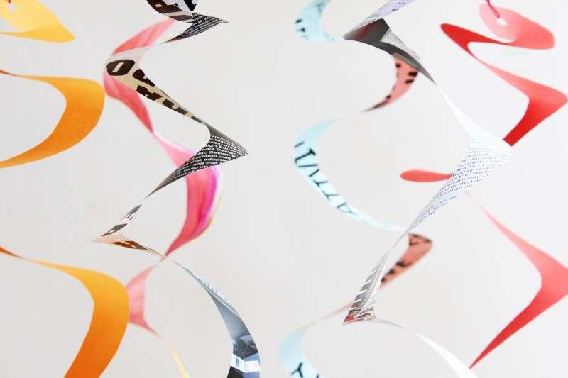 Come fare spirali di carta: tante idee fai da te originali [FOTO]
