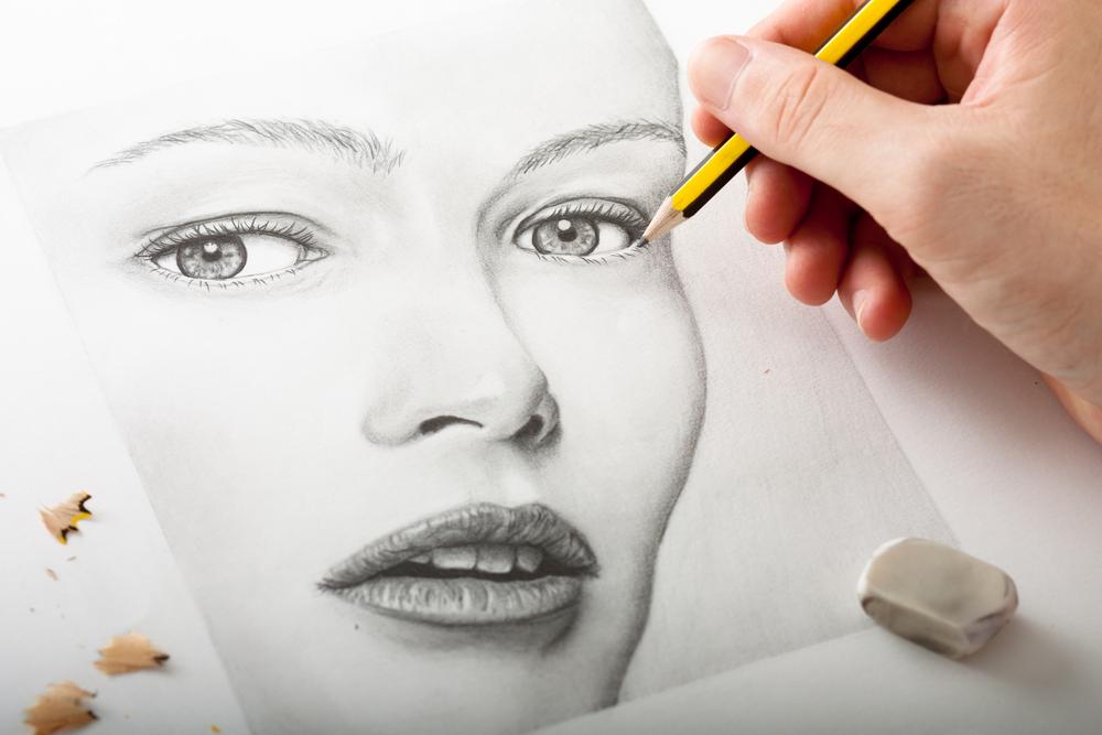 Come disegnare un volto