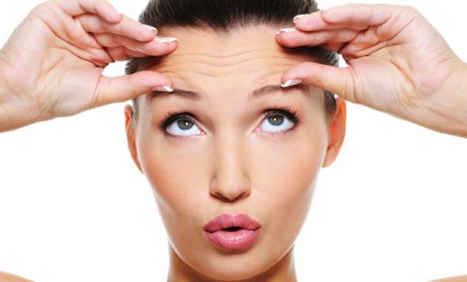 ginnastica facciale massaggio