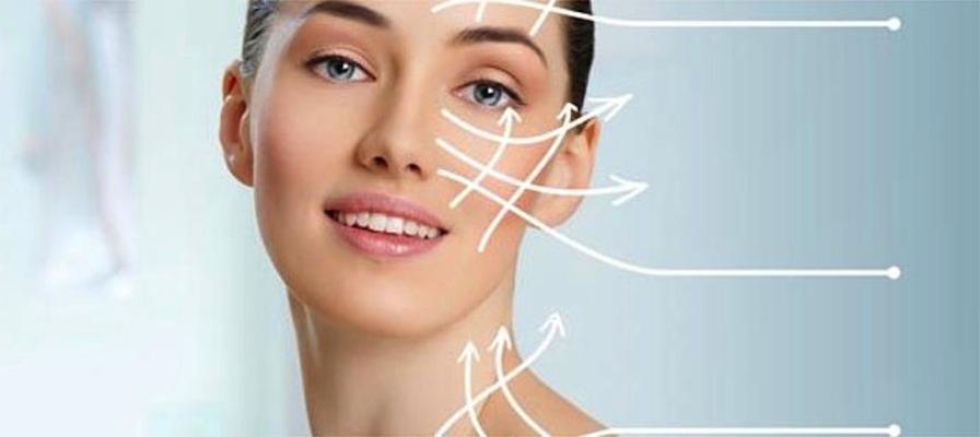 trattamento massaggio viso platinum