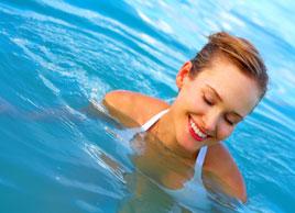 Acquagym in piscina