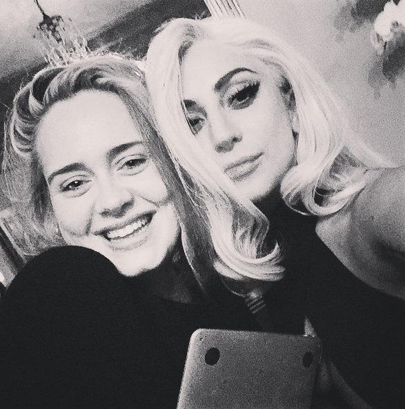 Adele dimagrita su Instagram