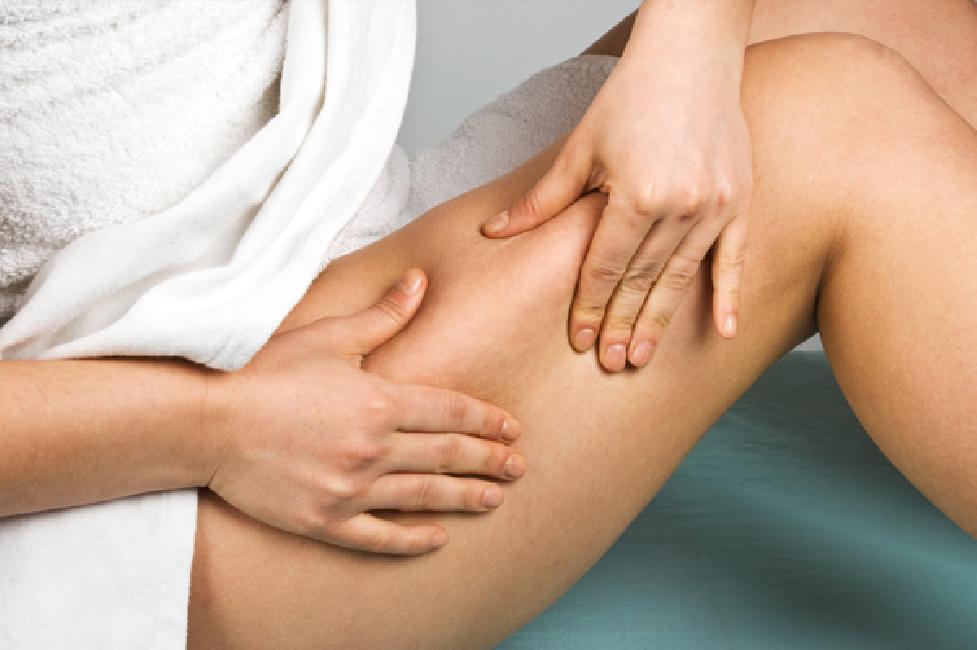 Bendaggio anti cellulite