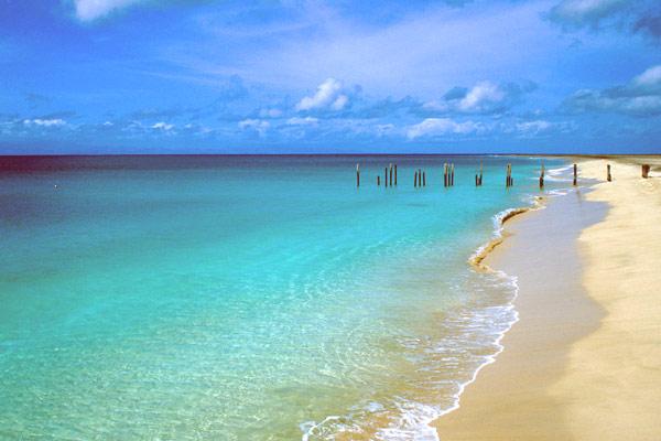 Capo verde spiagge