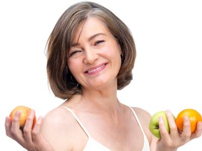 Dieta personalizzata in menopausa