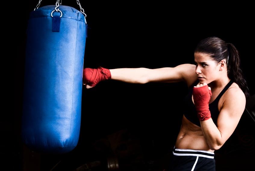 Fit boxe per donne