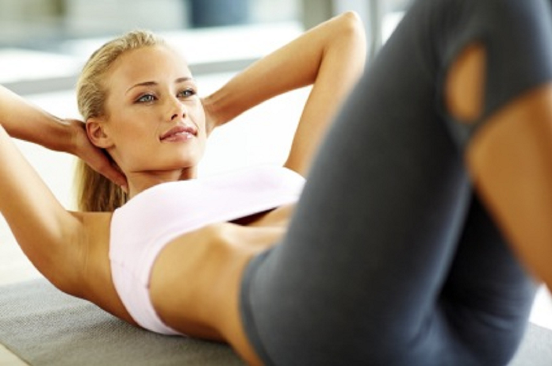 Fitness addominali