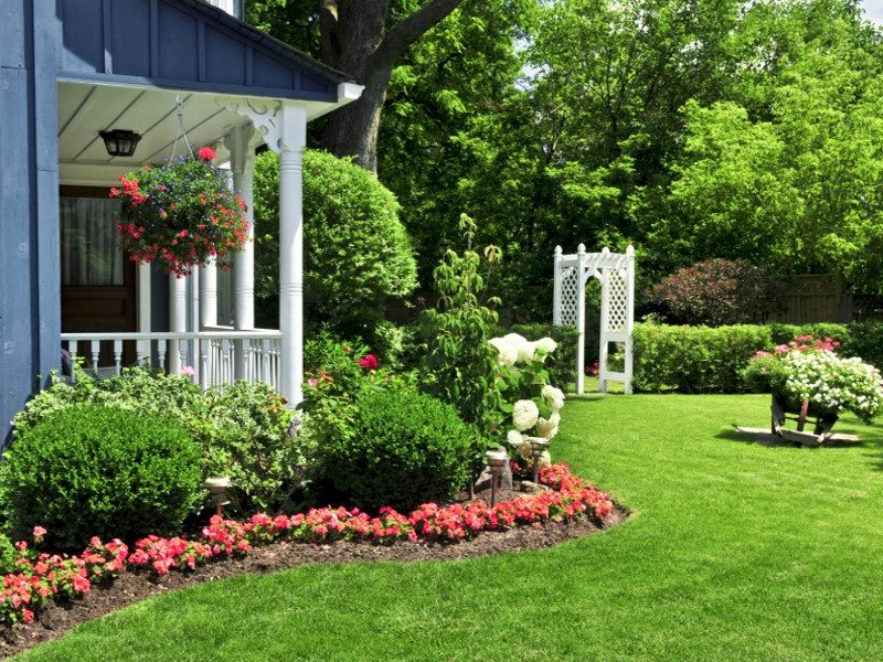 6 Facili Trucchi Per Pulire Il Giardino Di Casa Pourfemme